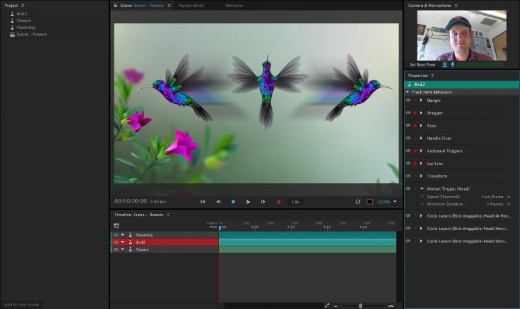 Adobe Character Animator 2016