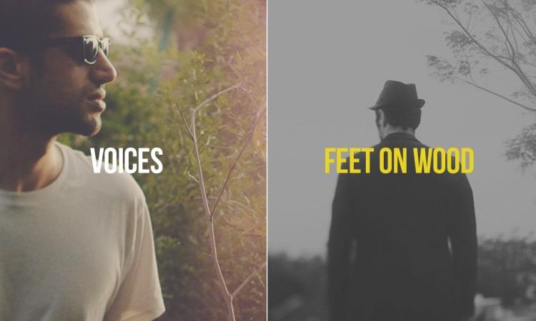 Artlist - Voices & Feet on Wood