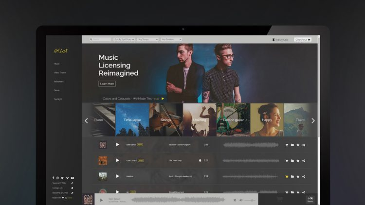 licensing music has become easier