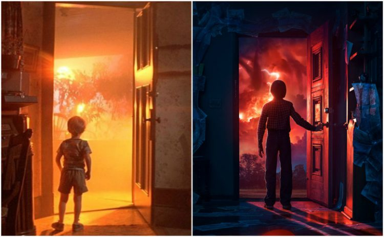 Stranger Things vs. Close Encounters of the 3rd Kind