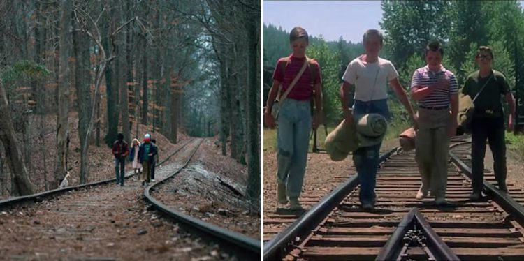 Stranger Things vs. Stand By Me