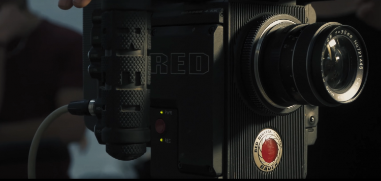 The RED Raven Camera