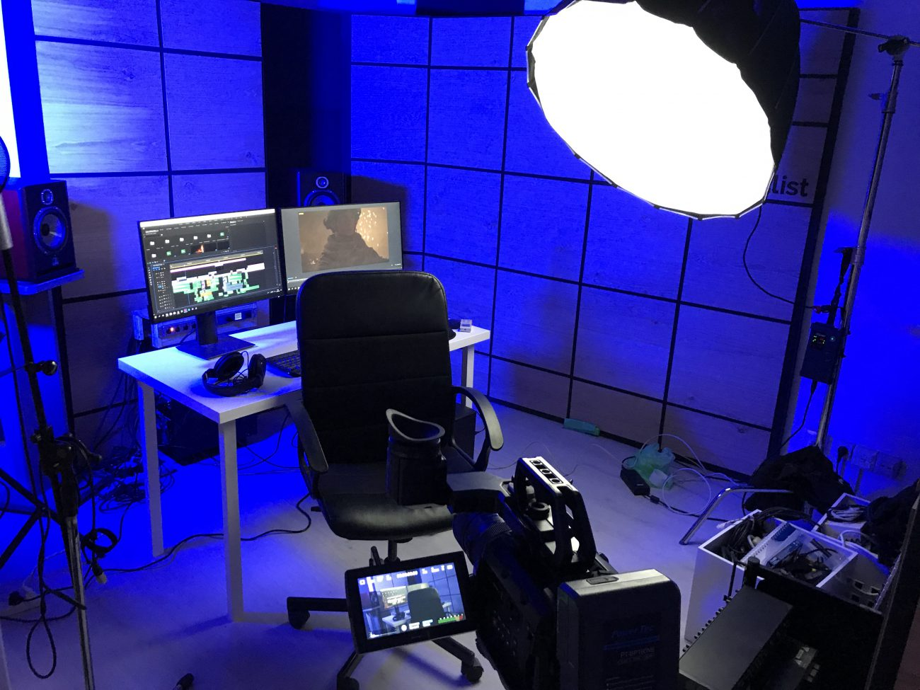 Is lighting essential YouTube equipment?