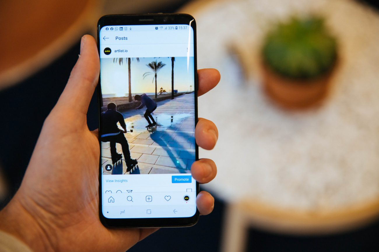 how to post instagram videos on YouTube